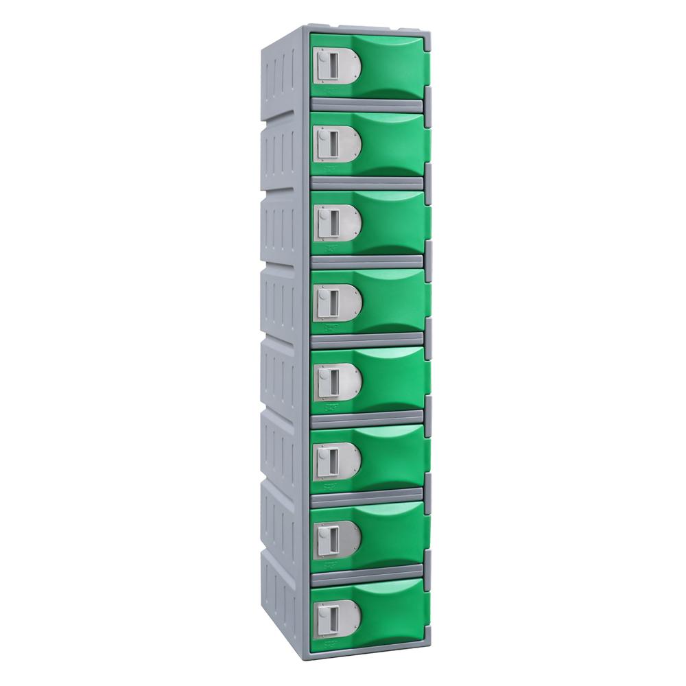 Heavy Duty-plastic-8door-locker