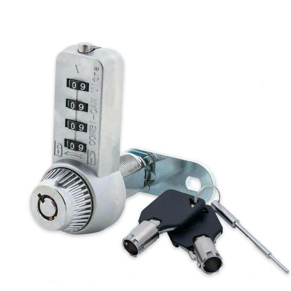 Ultra 7432 Lock Silver